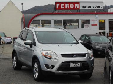 2011 Ford Kuga 4WD Trend 2.5T