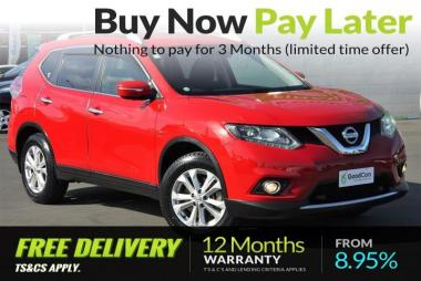 2014 Nissan X-TRAIL 20X AWD Saftey Package 7 Seate