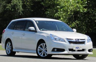 2012 Subaru LEGACY 2.5I EYESIGHT