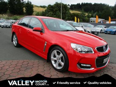2017 Holden Commodore VF2 SV6 3.6P/6AT/SL