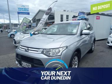 2014 Mitsubishi Outlander LS 4WD No Deposit Financ