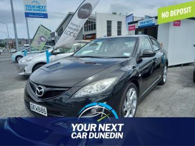 2012 Mazda Mazda6 Ltd No Deposit Finance