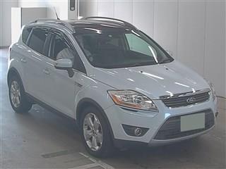 2012 Ford Kuga TITANIUM