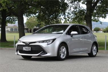 2019 Toyota Corolla GX 2.0L Petrol CVT Hatch