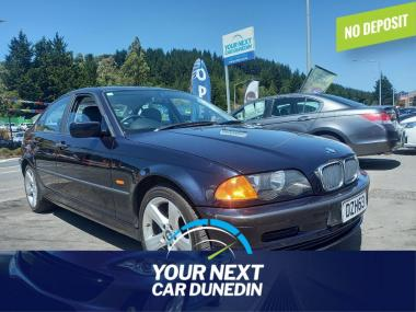 2000 BMW 318I Leather No Deposit Finance