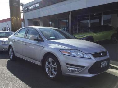 2014 Ford Mondeo Zetec 2.0 turbo diesel