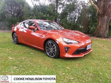 2017 Toyota 86 GTSports Car