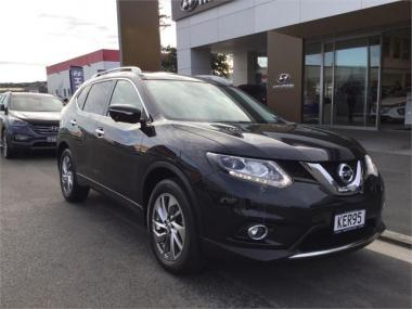2016 Nissan X-Trail TI High Spec 2.5