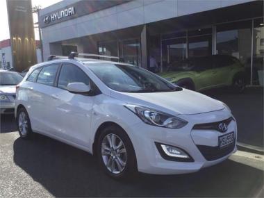 2014 Hyundai i30 Wagon 1.6 petrol