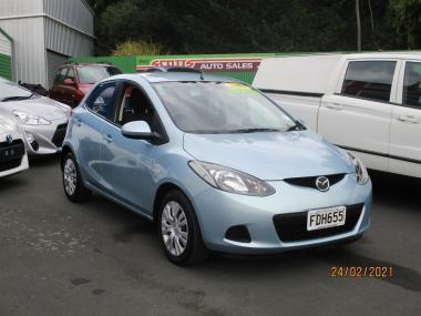 2009 Mazda mazda 2 1.5l