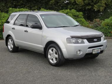 2007 Ford Territory TX AWD 7 Seater