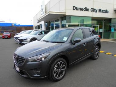 2017 Mazda CX-5 LTD Diesel Limited AWD