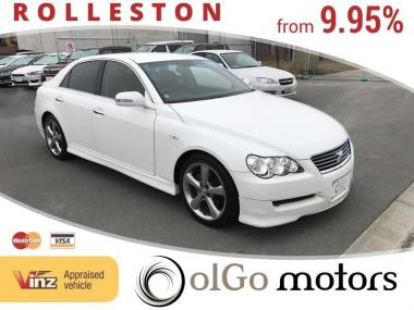 2005 Toyota Mark-X 300 G S Premium Low KMs