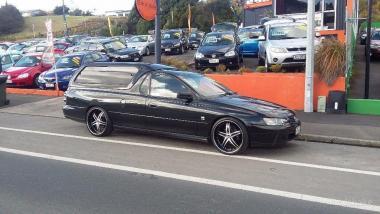 2003 Holden HOLDEN COMMODOR 20 INCH WHEELS SPORT