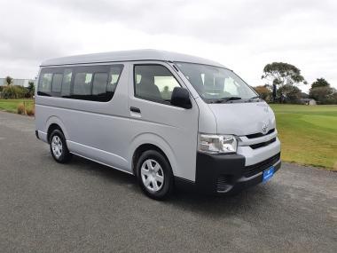 2018 Toyota Hiace 10 Seater