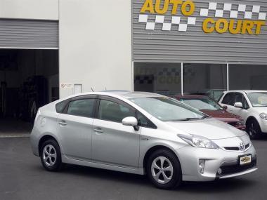 "2012 Toyota Prius PHV ""S"" Plug-in Hybrid"