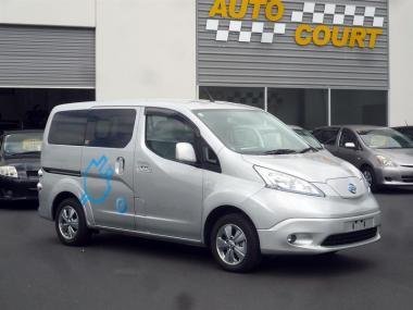 2016 Nissan e-NV200 G Wagon