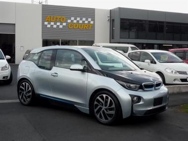 2014 BMW i3 Electric Drive