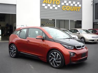 2015 BMW i3 Electric Drive