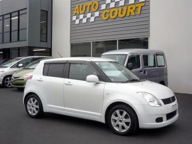 2007 Suzuki Swift XG