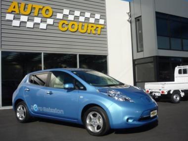 2011 Nissan Leaf 24X