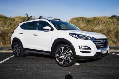 2019 Hyundai Tucson 2.0 MPi 2WD Elite