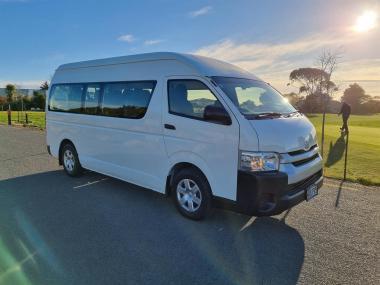 2014 Toyota Hiace 3.0TD 12 Seat