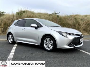 2018 Toyota Corolla GX Hathcback Signature Class