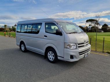2013 Toyota Hiace Mobility