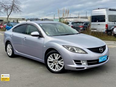 2008 Mazda Atenza 25EX Leather Package