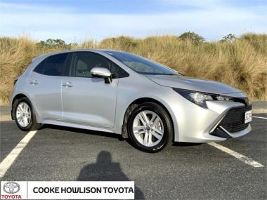2018 Toyota Corolla GX Hatchback