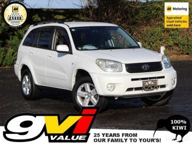 2005 Toyota RAV4 Sport G Wide * Widebody / 2000cc
