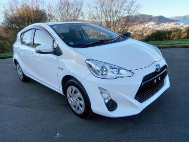 2016 Toyota Aqua S Hybrid No Deposit Finance