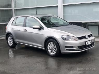2013 VOLKSWAGEN GOLF Comfortline Petrol Manual