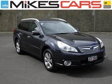 2010 Subaru Outback 3.6R Eye-Sight