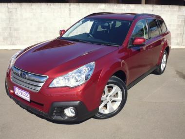 2012 Subaru Outback 2.5i Eyesight