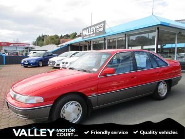 1993 Holden Calais VP 3.8lt V6