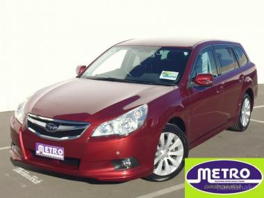 2011 Subaru Legacy 2.5i Eyesight