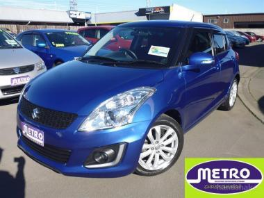 2014 Suzuki Swift XL DJE
