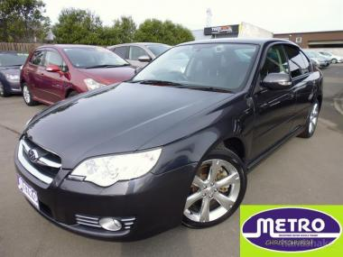 2009 Subaru Legacy 3.0R Eyesight