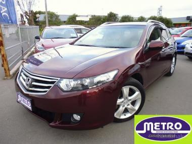 2009 Honda Accord Tourer 24TL