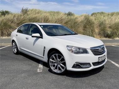 2017 Holden Calais-V VF2 V6 SEDAN