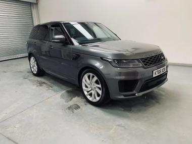 2018 LandRover Range Rover Sport HSE Dynamic Facel