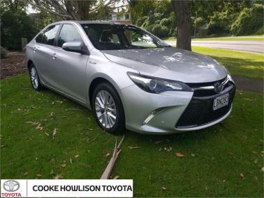 2017 Toyota Camry HYBRID ATARA SL HYBRID