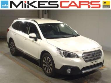 2015 Subaru Outback 2.5i Eye-Sight