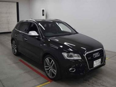 2014 Audi SQ5 Quattro V6 Supercharged