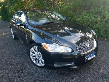 2011 Jaguar XF 3.0 Luxury