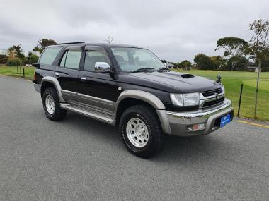 1999 Toyota Hilux Surf SSR-X V Selection