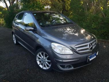 2008 MercedesBenz B170 Special Edition