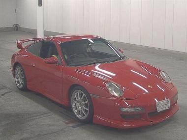 1999 Porsche 911 996 Carrera GT3 Package